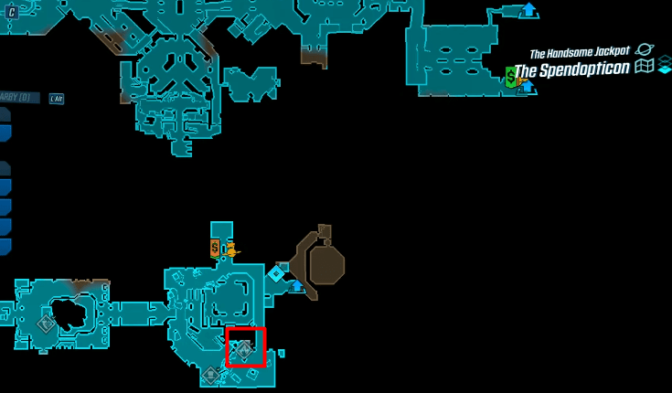 pieces of resistance location 1