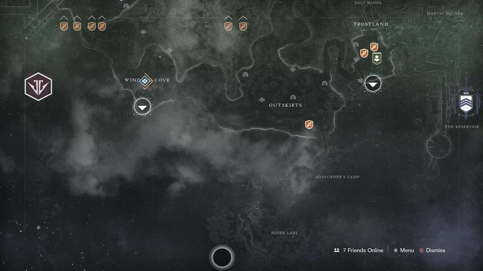 destiny 2 shadowkeep forge location