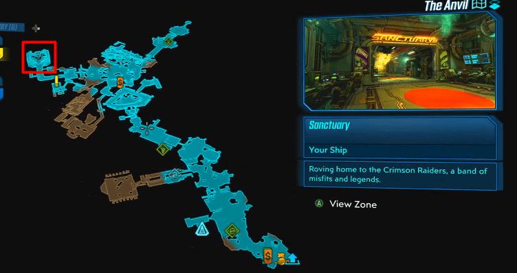 new map location rebel yell anvil