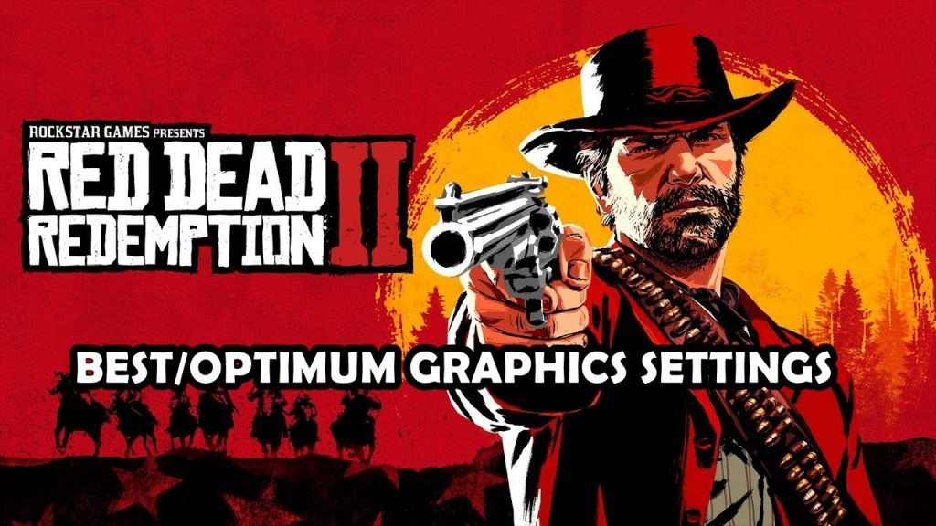 red dead redemption 2 graphics settings