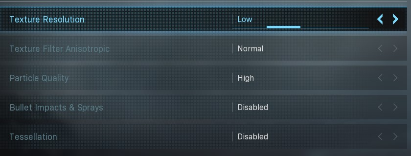 COD WARZONE best PC graphics settings 2
