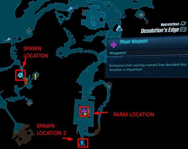 DNA farm location bl3