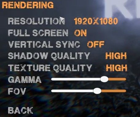 thos who remain best settings 1