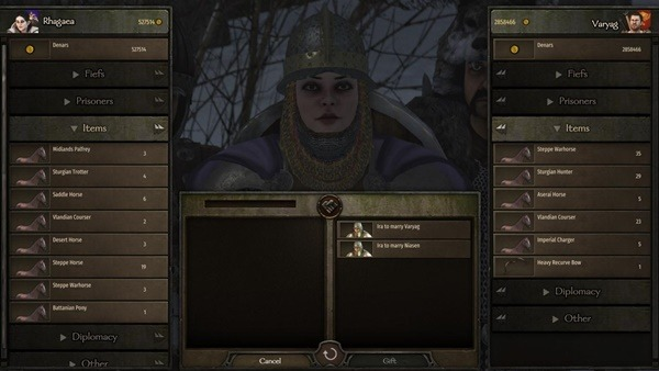 Mount & Blade 2 Bannerlord Marriage Bug Fix