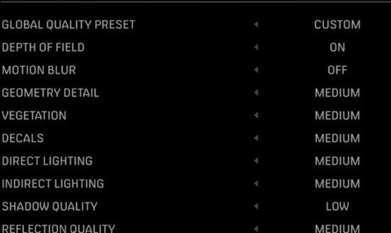 Mafia Definitive Edition best pc graphics settings
