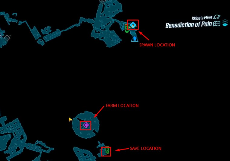 convergence farm and save location