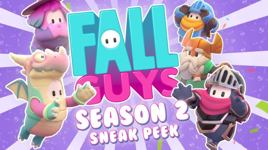 Fall Guys – XP Requirement & Rewards for Each Level(Season Two)