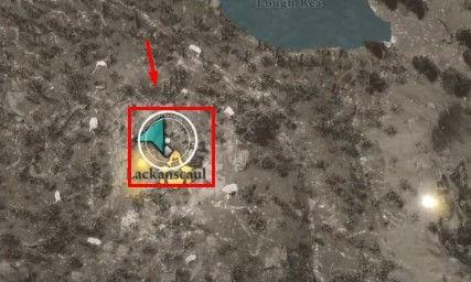 Sickles map location AC valhalla