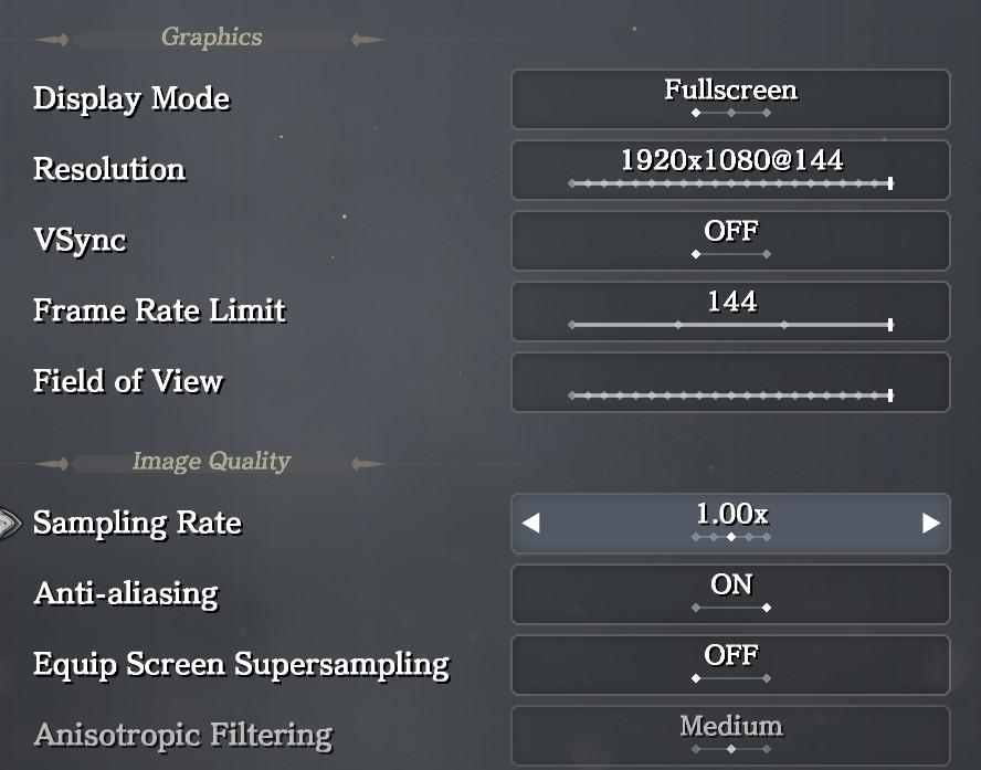 Ys IX Monstrum Nox Best Pc settings gamertagzero 2