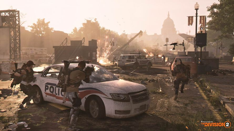 division 2 guides and fixes